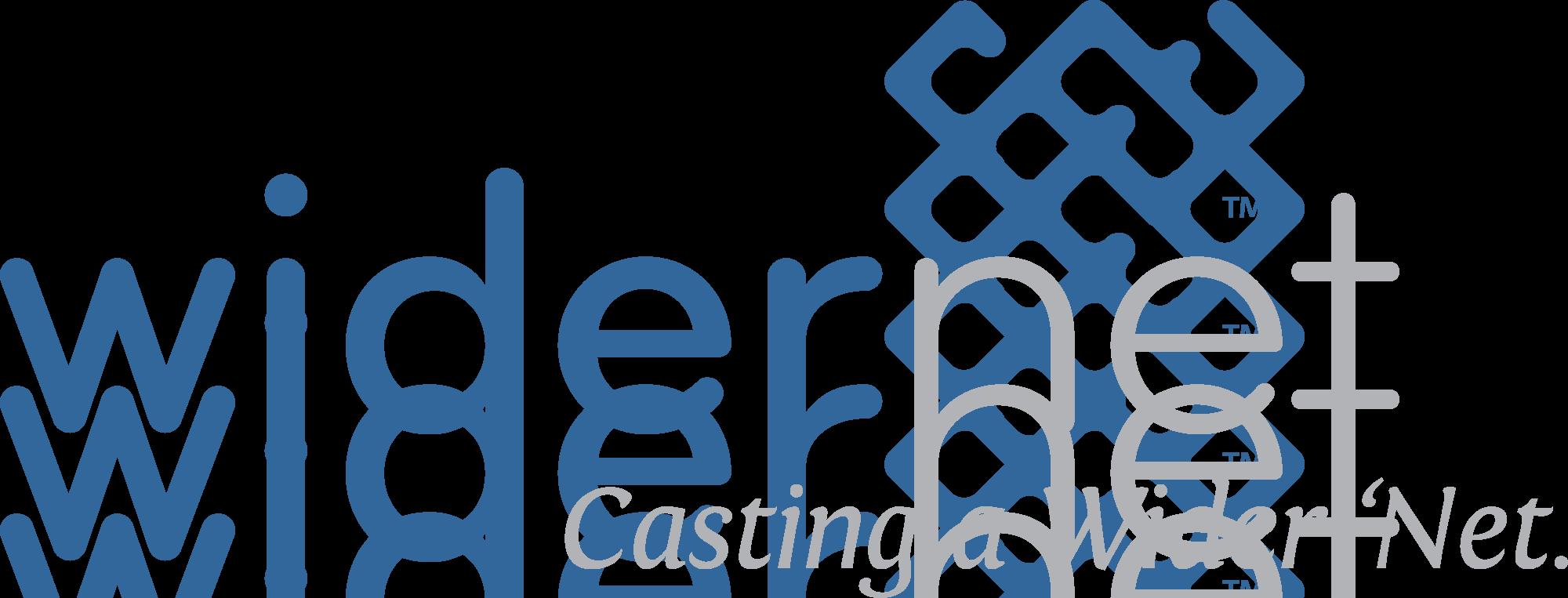 WiderNet logo