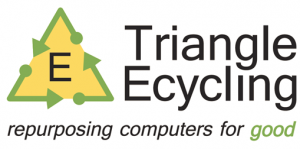 Triangle Ecycling Logo