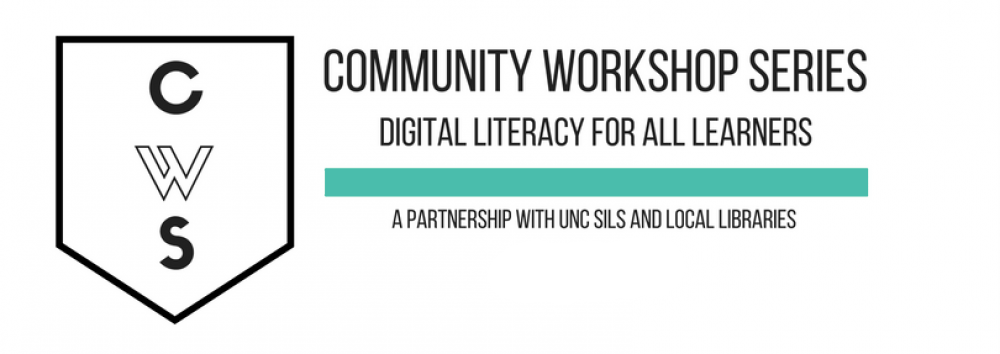 CWS Logo and banner reading digital literacy for all learners