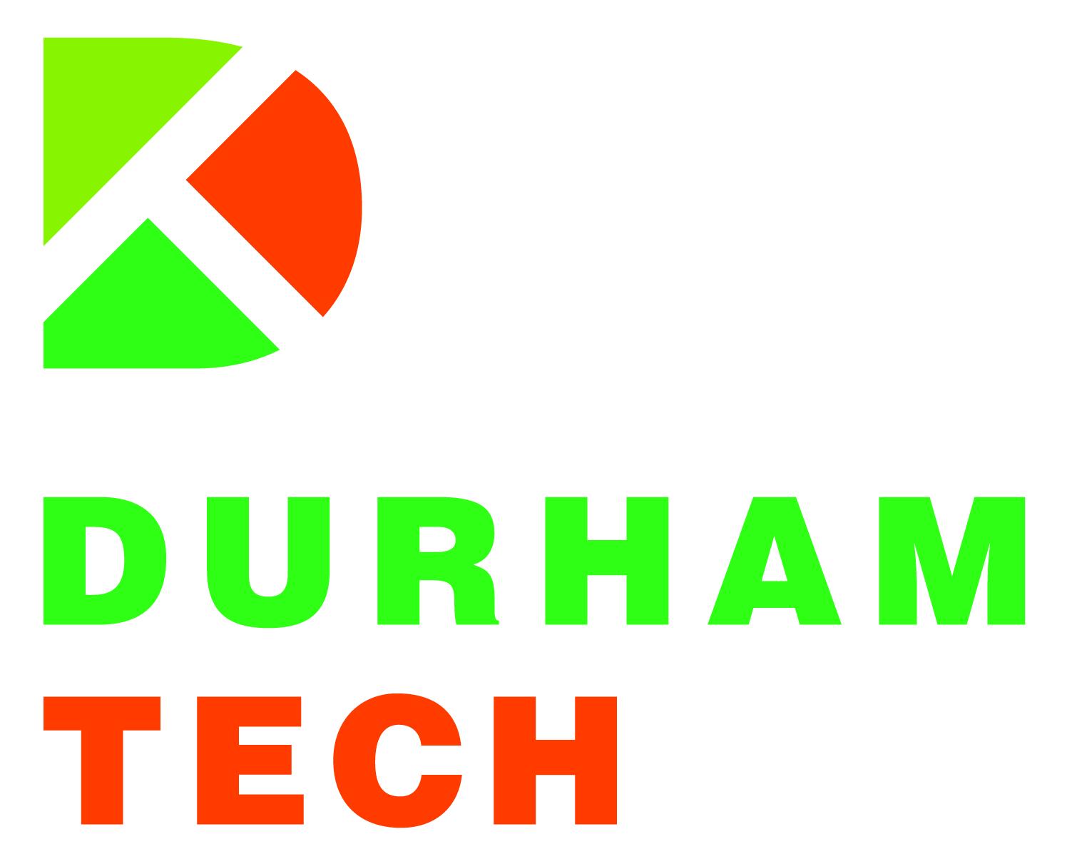 Durham Tech logo