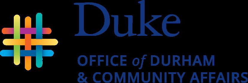 Duke Office of Durham and Community Affairs Logo